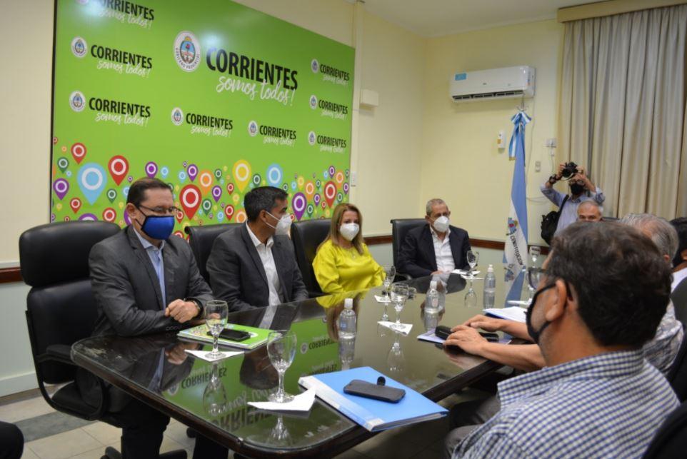 Provincia y gremios docentes avanzan con el diálogo para el inicio del ciclo lectivo 2021