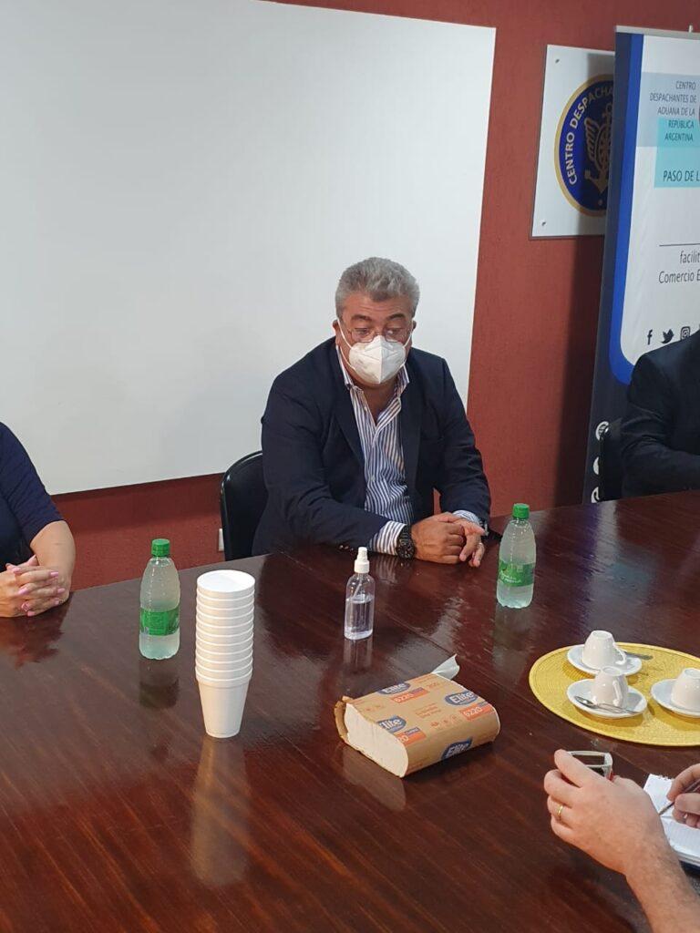 Comité de Vigilancia de la Zona Franca Paso de los Libres: Modifican reglamento