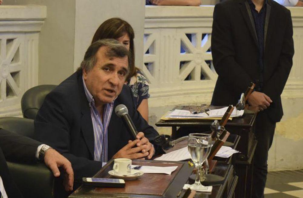 """""""Al justicialismo les va a resultar demasiado difícil recuperar Goya"""""""