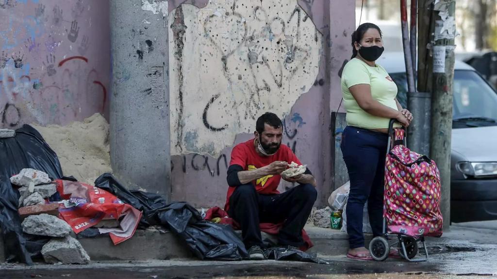 Pobreza: alcanzó al 42% de las personas en el segundo semestre de 2020