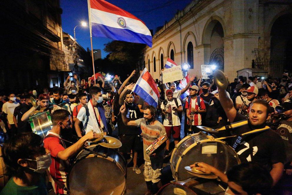 El canciller de Paraguay reclamará a la Argentina por las estrictas medidas de Gildo Insfrán