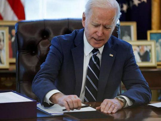 EEUU: aseguran que Biden planea la mayor suba de impuestos en 30 años