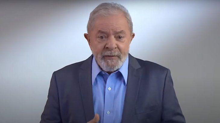 Lula habló tras la anulación de sus condenas y agradeció al Papa y a Alberto Fernández