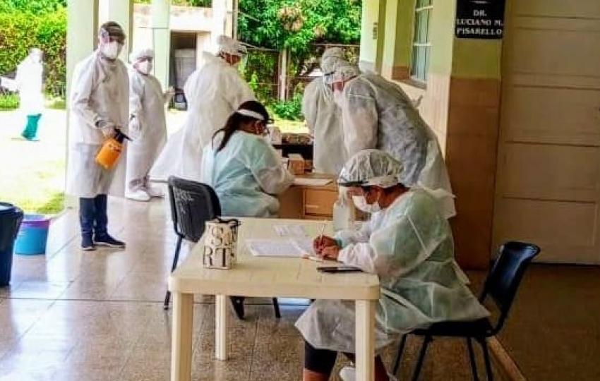 Corrientes registró 489 casos nuevos de Coronavirus