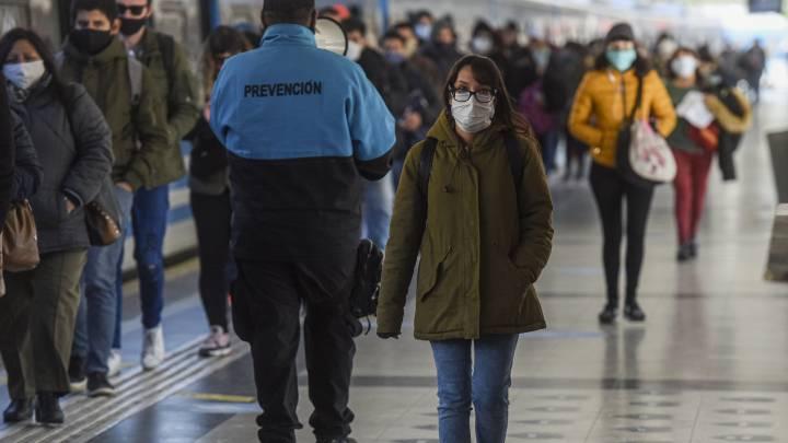 Por tercer día consecutivo se registró un récord de nuevos contagios de coronavirus: 23.683 casos en las últimas 24 horas