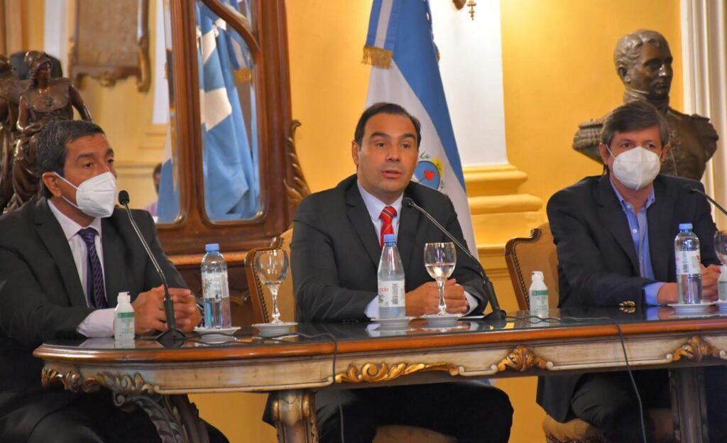 La Provincia presentó espacio para gestionar trámites civiles de manera on line