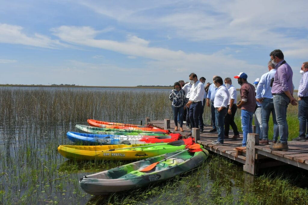 Habilitan el Portal San Antonio, con la inauguración de múltiples obras que potenciarán al turismo correntino