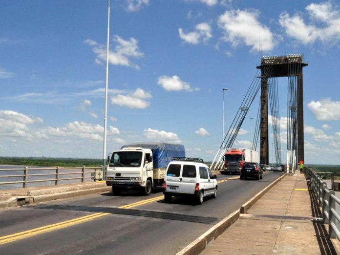 Liberan la circulación en el Puente Interprovincial