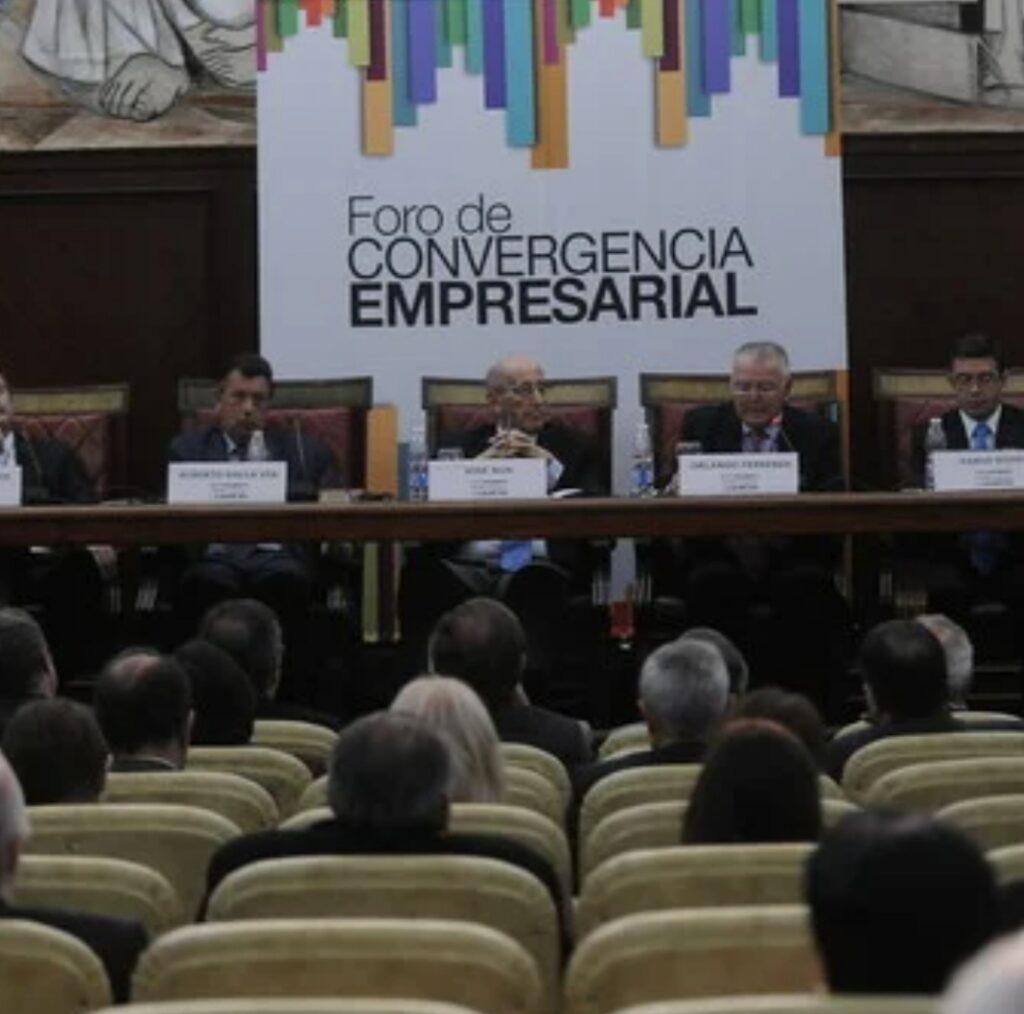 El Foro de Convergencia Empresarial le pidió a los diputados que voten en contra de la reforma del Ministerio Público