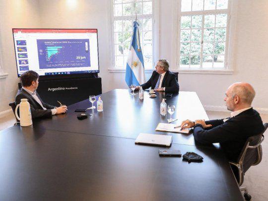 Ingresó al Congreso ley para blindar las medidas sanitarias de Alberto Fernández contra el Covid-19