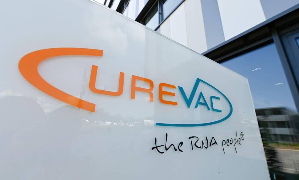 La eficacia de la vacuna alemana CureVac es del 47%