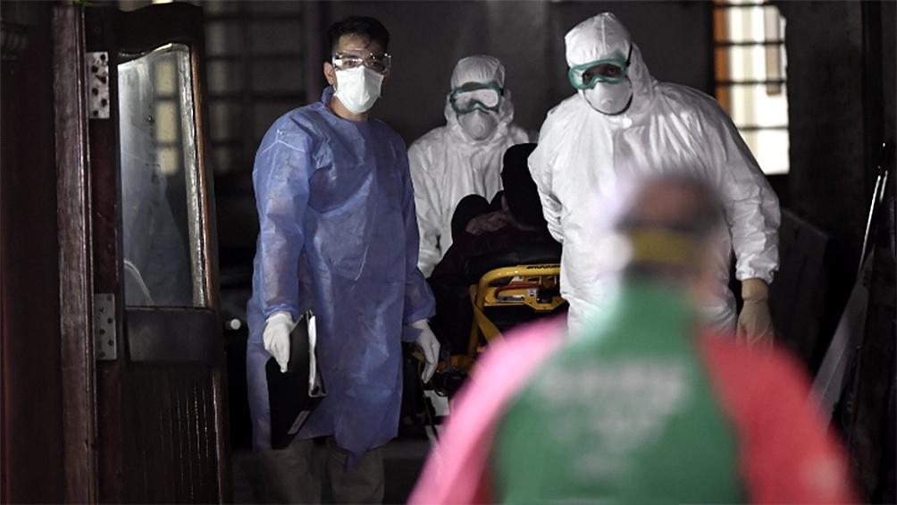 Coronavirus en Argentina: registraron 20.363 nuevos casos y 465 muertes