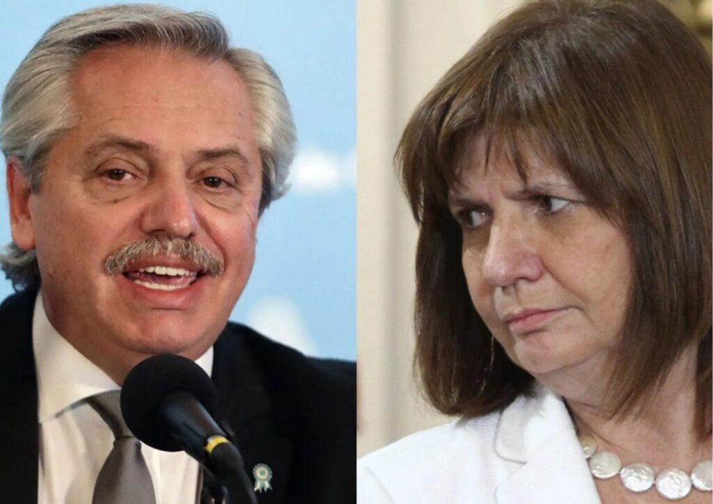 Audiencia por Pfizer: hoy cara a cara entre Alberto Fernández y Patricia Bullrich