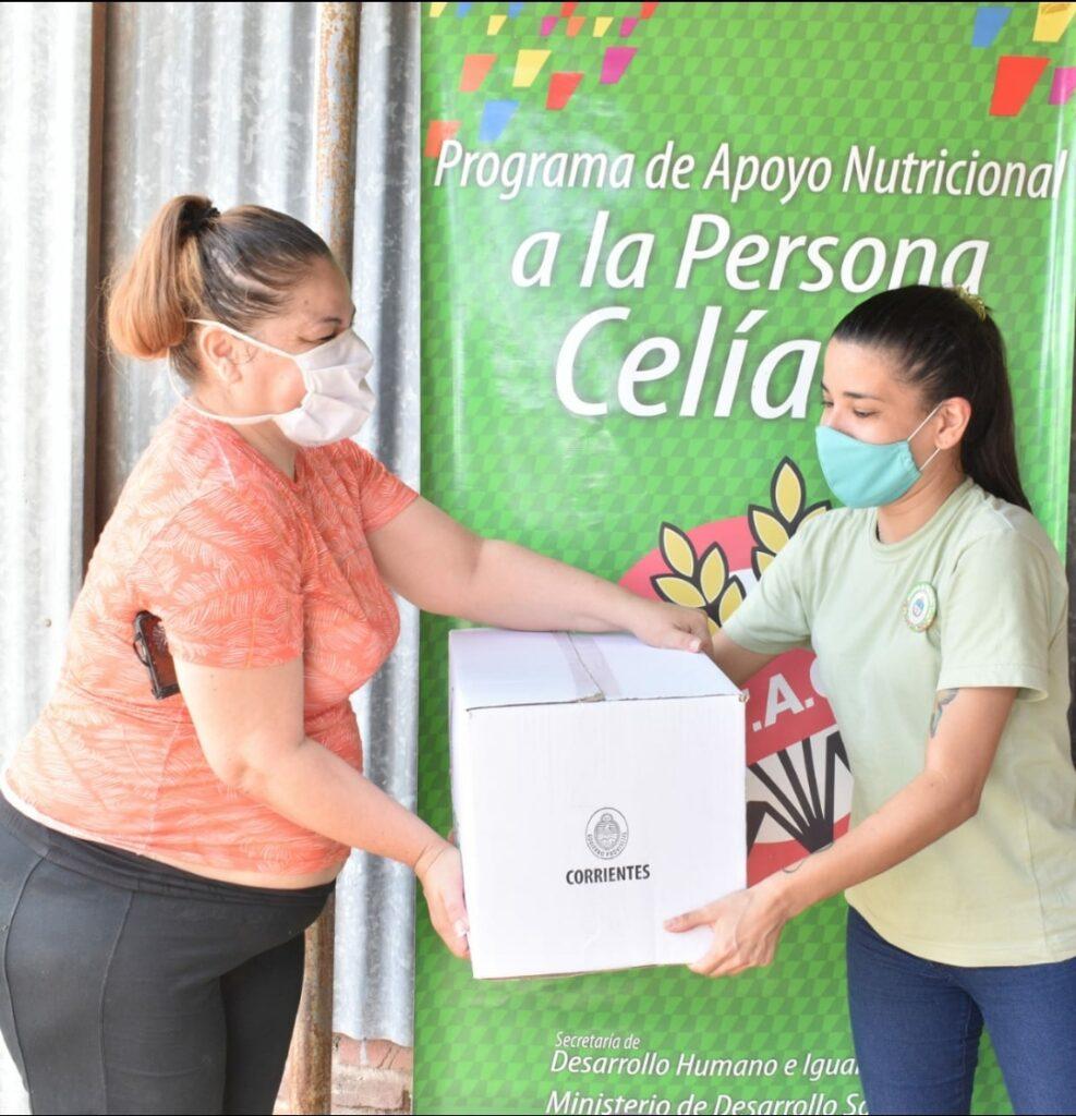 Se entregan Módulos Alimentarios para Celíacos desde este Lunes 14