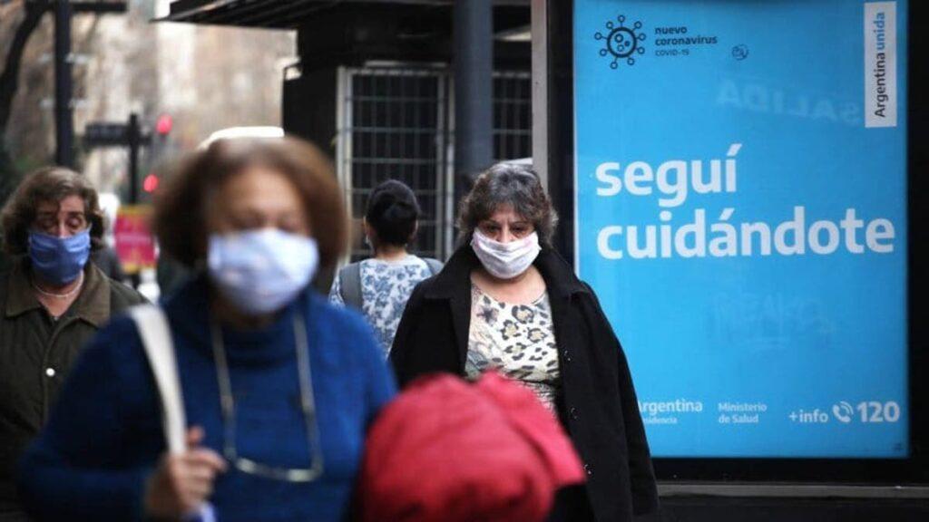 Coronavirus en Argentina: registraron 29.757 nuevos casos y 607 muertes