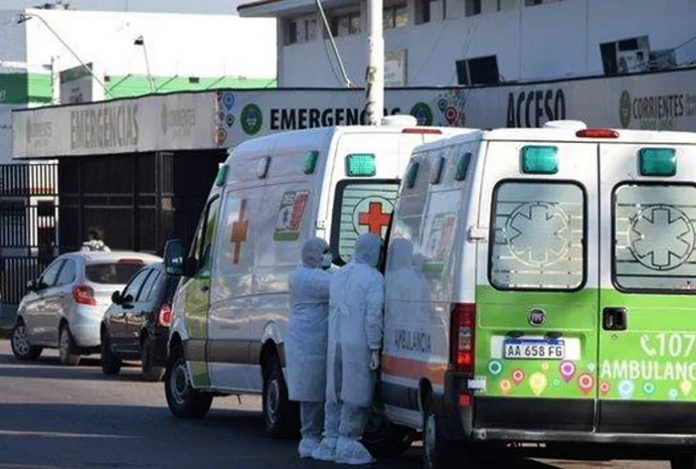 Coronavirus: otras ocho muertes y 266 nuevos casos en Corrientes