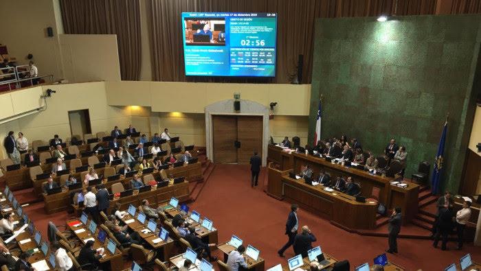 Senado de Chile aprueba ley de matrimonio igualitario