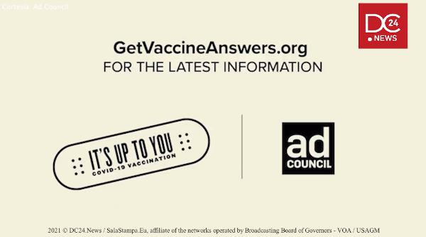 'De ti depende', la campaña que busca inspirar confianza en las vacunas contra el COVID-19