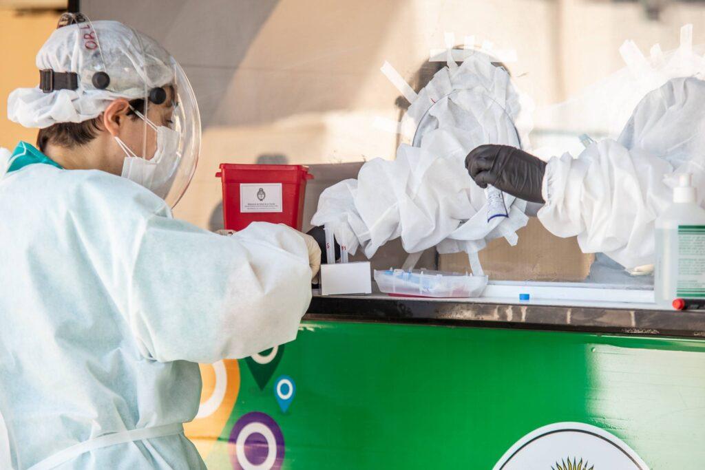 Corrientes registra 123 casos nuevos de Coronavirus: 42 en Capital y 81 en el Interior