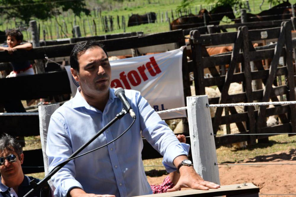 Valdés exhortó rever las restricciones a las exportaciones de carne que la Nación volvió a prorrogar