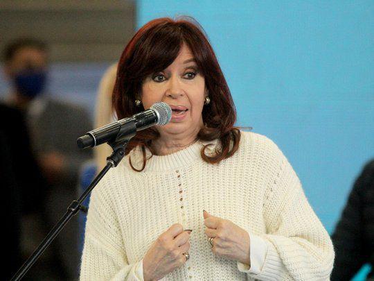 """Cristina Kirchner: """"No voy a seguir tolerando operaciones de prensa desde el entorno presidencial"""""""
