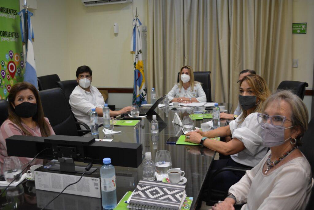 La ministra Benítez participó de la Asamblea N° 110 del Consejo Federal de Educación