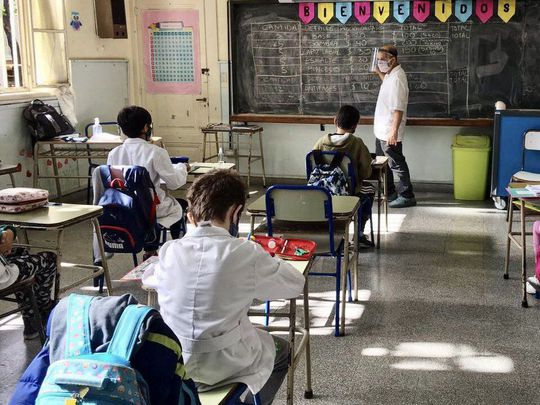El Gobierno propondrá a las provincias que en 2022 haya 190 días de clases