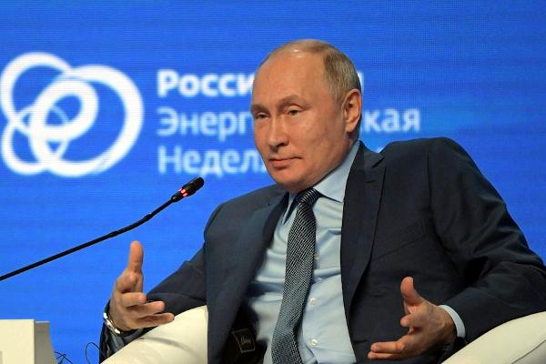 La guerra del gas de Putin con Europa está lejos de terminar