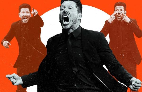 El gruñón y espinoso Diego Simeone es el ingrediente que le falta a la Premier League